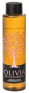 Olivia Papoutsanis Shampoo for Oily Hair,Greek Olive Oil Pro-vitamin B5,300ml