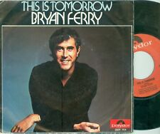 """BRYAN FERRY - THIS IS TOMORROW ( DUTCH POLYDOR 2001704) 7""""PS  1977"""
