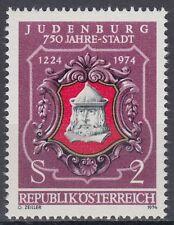 Österreich Austria 1974 ** Mi.1447 Stadt Judenburg City Siegel Seal