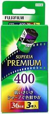 *NEW* Fuji Superia Premium 400 (36 exposures) 35mm film