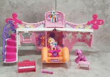 My Little Pony Ponyville Star Song Bus With Figures & Accessories playset