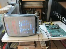 Midway Galaxian arcade game board repair service