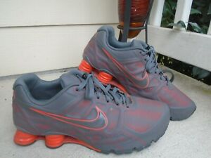 men Nike shox turbo xII  size 13