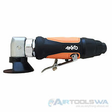AIR GRINDER NEW   Angle Head 2 Inch 360 Degree Adjustable Muffler 15000 RPM