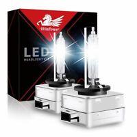 2 Ampoules D1S 35W 12V WINPOWER Lampe Rechange Remplacement Feu XENON 6000K KIT