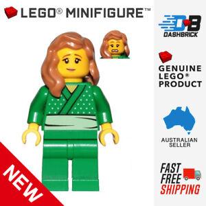 "Genuine LEGO® Minifigures - ""Betsy"" (City Girl, Woman, Female) - New Minifigure"
