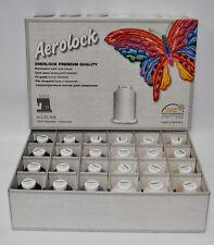 Madeira Aerolock 24 Spool Overlock Premium Quality Thread Kit