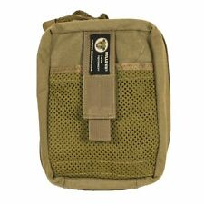 New Tan Bulle MOLLE Webbing Tactical Medic Pouch 1st Aid CMT Organiser Pouch
