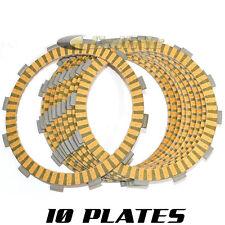 CLUTCH FRICTION PLATE SUZUKI GSX1300R HAYABUSA 1300 1999-2001 10 FRICTION PLATES