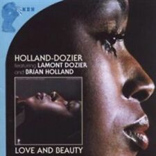 Love and Beauty 0740155205638 by Lamont Dozier CD