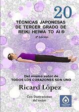 Técnicas Japonesas de Tercer Grado de Reiki Heiwa to Ai R by Ricard La3pez...