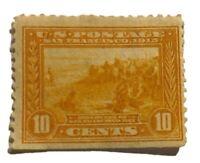 1913 US Stamps Collection Scott #400 10c Unused OG H CV $120