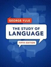 The Study of Language George Yule (Fifth Edition, Paperback)