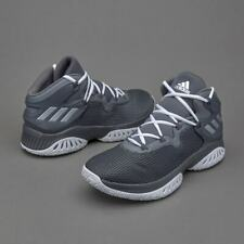 Adidas Mens Explosive Bounce Baskestball Shoes Trainers Grey BY3779 UK 7.5