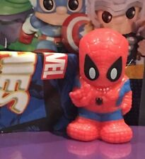 Marvel Ooshies Spiderman Spider-Man Squish Blind Bag Figure Pencil Topper