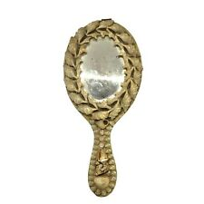Victorian Shell Hand Mirror for Vanity