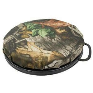 HME SWLST Bucket Camo Hunting Swivel Seat Cushion