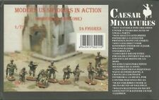 Caesar Miniatures 1/72 Modern US Soldiers in Action Set 1