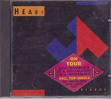 Heart-Brigade cd album