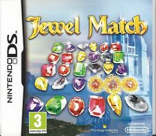 JEWEL MATCH for Nintendo DS NDS