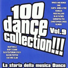 100 Dance Collection Vol.9 Dance Music Samantha Fox Blondie House Music