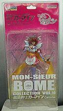 """Bome Collection Vol. 10 Carmine """"Septem Charm Magical Canan"""" PVC Figure MIP"""