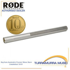 Rode NTG3 Condenser Microphone - Nickel Shotgun Mic