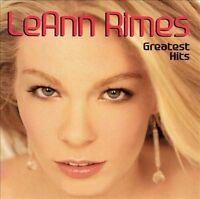 LEANN RIMES: GREATEST HITS CD LEANN RIMES BRAND NEW SEALED