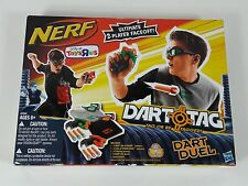 super rare Nerf Dart Tag Duel 2012 Hasbro Stinger blasters training jersey sealD