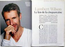 Mag 2010: LAMBERT WILSON_BONO_LA PEINTURE PEPLUM_MARIA CALLAS