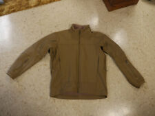 Wild Things Tactical Soft Shell Jacket 1.0 -- Coyote -- Size Medium