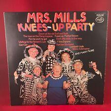 MRS. MILLS Knees-Up Party - 1975 UK Vinyl LP EXCELLENT CONDITION  A