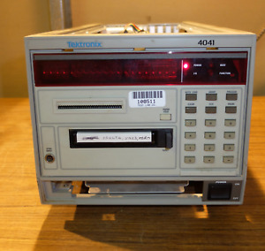 Vintage 1980s Tektronix 4041 System Controller