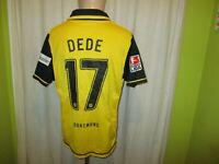 "Borussia Dortmund Nike Trikot 2007/08 ""EVONIK INDUSTRIES"" + Nr.17 Dede Gr.M"