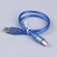 0.5/1.5M USB Cable Printer Lead A TO B Male Data Line High Speed 2.0 0cn