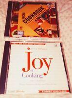 Compuworks Joy of Cooking- Irma S. Rombauer PC CD ROM Windows 95/98 B374