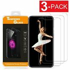 Screen Protector Tempered Glass Film For iPhone 6 7 8 Plus X XR XS Max 11 Pro