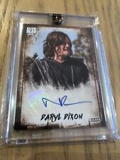 Walking Dead Autograph Collection: Norman Reedus autograph card (19/25)