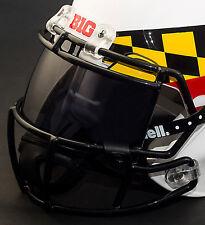 *CUSTOM* MARYLAND TERRAPINS NCAA OAKLEY Football Helmet EYE SHIELD / VISOR