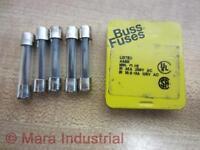 Bussmann AGC-3/10 Fuse 3/10A 250V Buss AGC310 (Pack of 5)