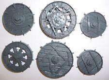 Skaven Plague Furnace/Screaming Bell Wheels x 6 – G1323