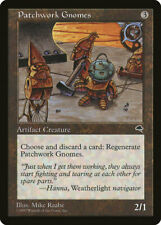 Magic MTG Tradingcard Tempest 1997 Patchwork Gnomes
