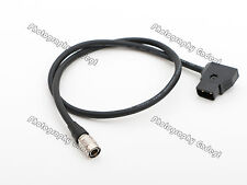 D-Tap DTap Male to 4pin Hirose Male Power Cable 50cm for Sound Devices,ZAXCOM