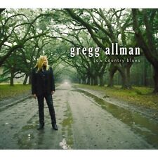 CD Gregg Allman- low country blues 011661859524