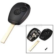 2 Button Fob Shell Remote Key Case Blade For Renault Modus Clio 3 Twingo Kangoo