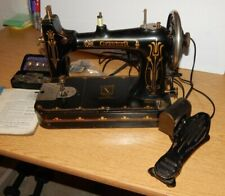 Graybar Rotary Sewing Machine | Western Electric Vintage Sewing | Working