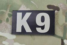 Infrared K9 Tan & Black Patch Dog Handler MWD MP Army Navy USAF Police SWAT Dog