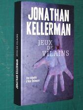 Jeux de vilains Jonathan KELLERMAN