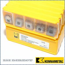 CNMG 543 MR KCP25B KENNAMETAL ** 10 INSERTS *** FACTORY PACK ***