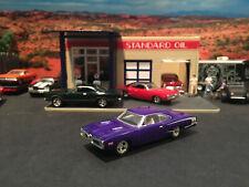 1:64 Hot Wheels LE 1970 70 Dodge HEMI Super Bee Purple MOPAR